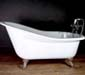 Canyon Bath's cast iron clawfoot tubs
