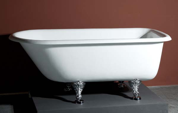 canyon bath cast iron clawfoot tubs